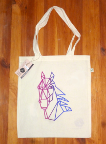 Horsehead - Tasche natur