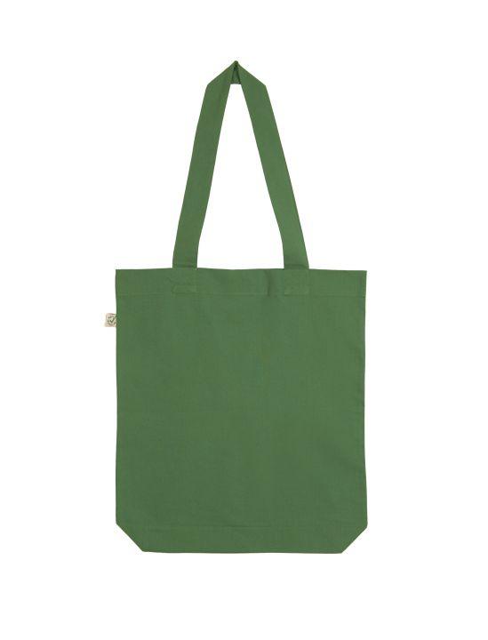 Bunte Tasche blattgrün