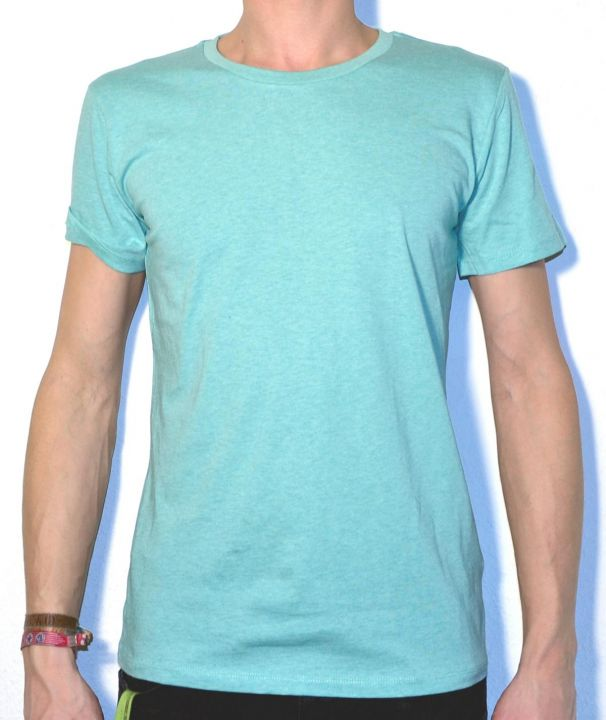 Shirt Leads heather green | XS