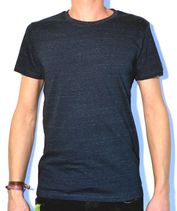 Shirt Leads dark heather denim | XS