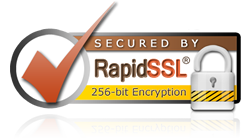 Secured By RapidSSL®